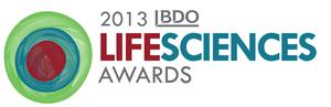 2013 Life Sciences Award