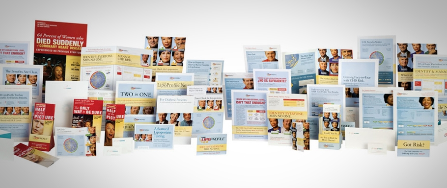 Direct to Consumer Print Collateral
