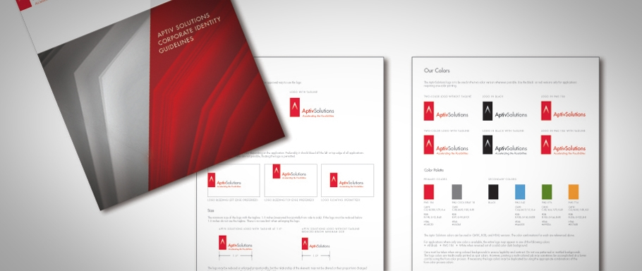 Development of Brand Guidelines